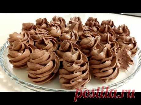 Шоколадный крем для Торта из какао. Рецепт стабильного крема с насыщенным вкусом Шоколада! | Сладкий Мастер | Яндекс Дзен