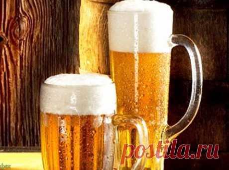 7 способов использования пива — Делимся советами