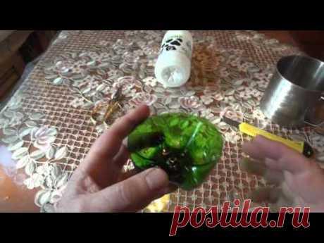 ЛАЙФХАКИ - что можно сделать из пластиковой бутылки ! Самоделкин ТВ :-)