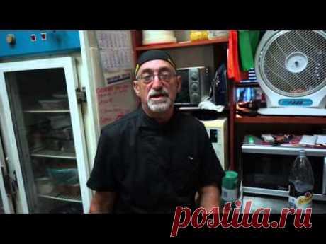 Фарширование куринные шейки,видео рецепт от профессионала