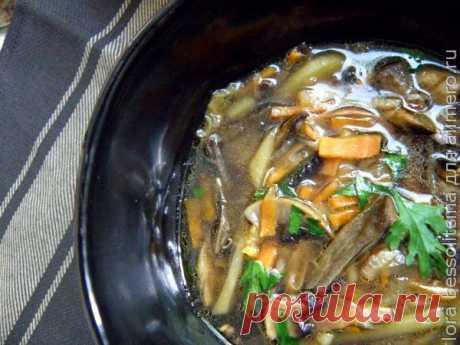 👌 Ароматный и сытный суп из сушеных грибов всего за полчаса, рецепты с фото Сложно поверить в то, что грибной суп может свариться за 30 минут.