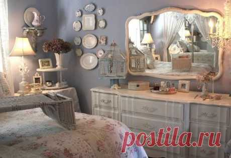 Vintage style in an interior