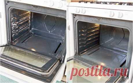 Самое эффективное средство для чистки духовки — Мой милый дом