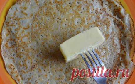 Блины на молоке с дырочками - простые рецепты вкусных и тонких блинов