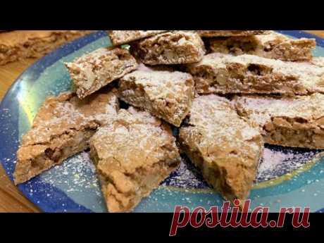 Пирог-печенье Мазурка   Mazurka Pie   Մազուռկա Թխվածք