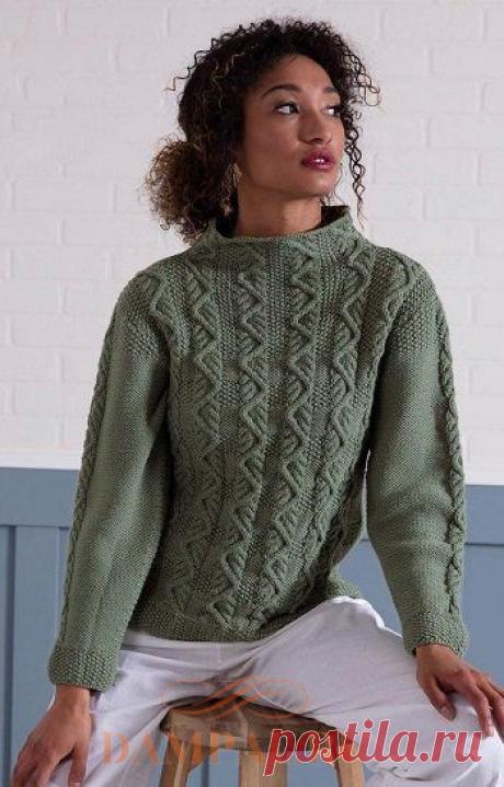 Пуловер «Baden» (перевод)