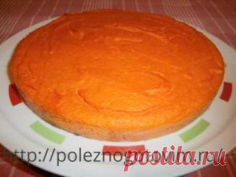 Тыквенная запеканка с манкой - диетический десерт