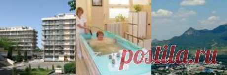 Радоновые ванны - Здравницы юга России