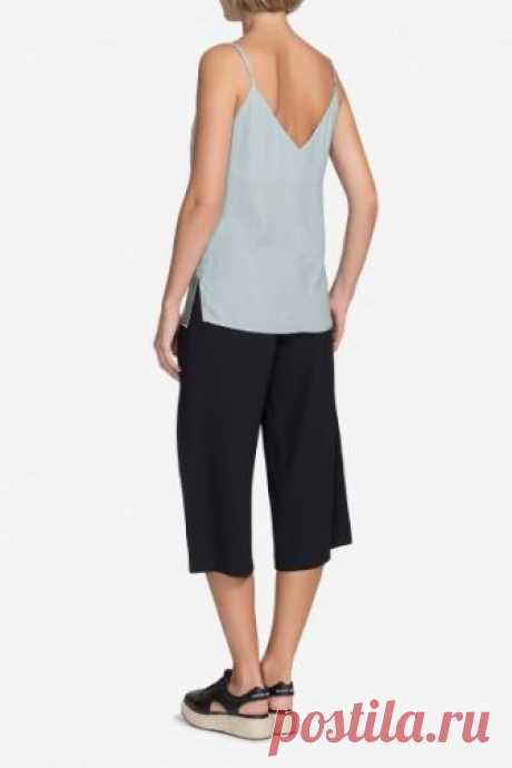 Официальный интернет магазин VASSA&Co - Женская коллекция - Блузка V186383N-1344C66