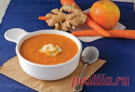 Рецепты, которые уже помогли тысячам семей стать здоровее: вкусный морковный суп