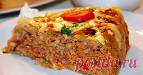 Больше не вожусь с голубцами: сытный капустный пирог гораздо проще и вкуснее! – В РИТМІ ЖИТТЯ