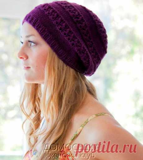 Knitted cap | STAY-AT-HOME