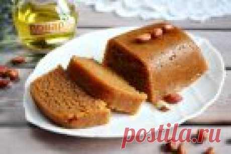 Арахисовая халва - пошаговый рецепт с фото на Повар.ру