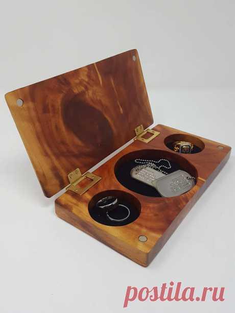 Watch Box For Men Ring Box Keepsake Box Watch Box Memory