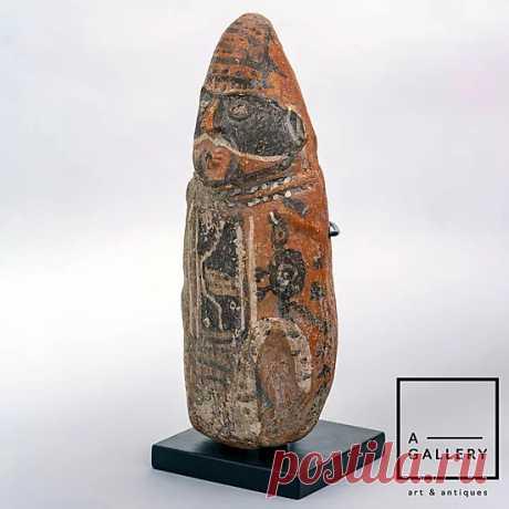 Идол, регион Ика (200 г. до н.э. - 600 г. н.э.)