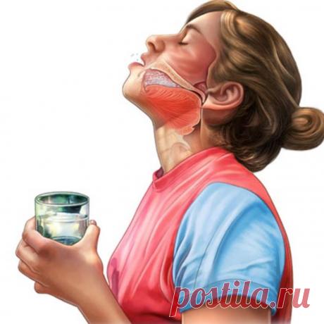 Полоскания для горла — лучшие растворы  Каждый из нас хотя бы раз в жизни сталкивался с такими неприятными симптомами, как боль, покраснение, першение в горле и осиплость голоса. У одних это происходит на фоне простуды, другие надрывают го…