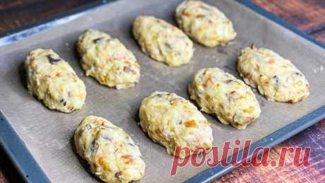 Этот Рецепт с картофелем ОБЛЕТЕЛ весь ИНТЕРНЕТ!!! Готовлю вместо КОТЛЕТ!!!