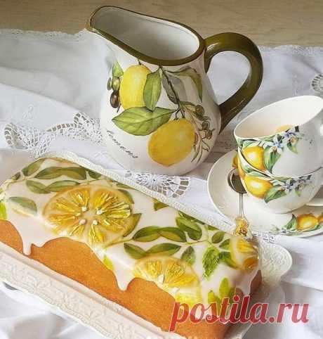 Десерты от olga makhnina