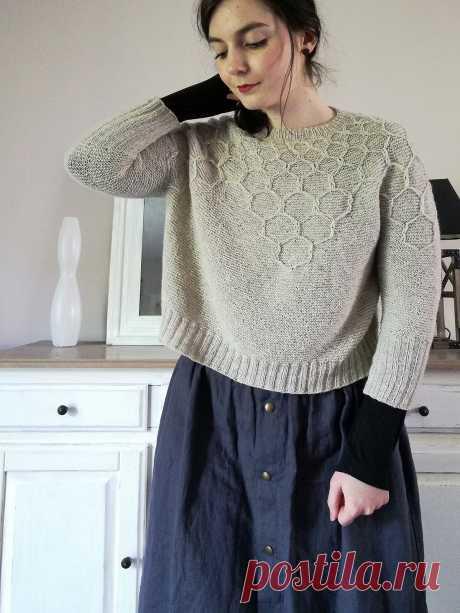 Ravelry: Wool & Honey pattern by Andrea Mowry