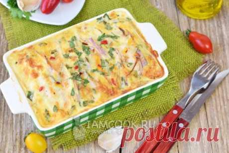 Куриное филе с картофелем в духовке, рецепт с фото
