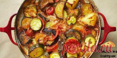 Как сделать правильное рагу: все овощи сохранят форму | Пицца на завтрак | Яндекс Дзен
