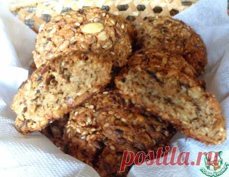 """Печенье """"Знатное"""" – кулинарный рецепт"""