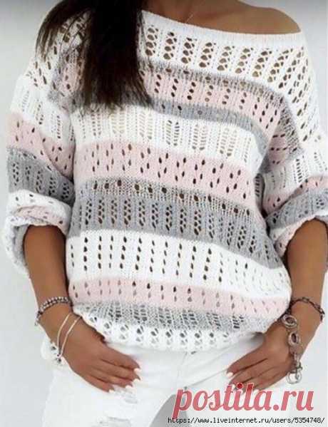 Пуловерчик