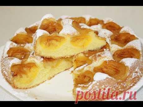 ¡El pastel de albaricoque, más tierno y muy sabroso!