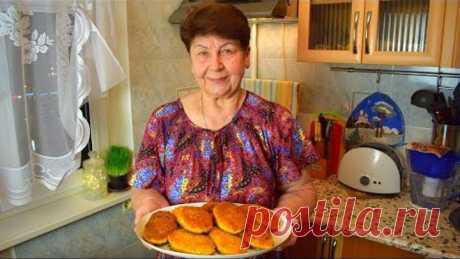 Картофельные зразы, прямо тают во рту - бюджетный вариант (Potato catlets zrazy)  Мамины рецепты