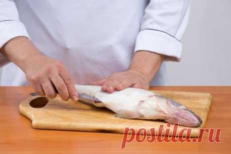 Секреты разделки рыбы от профессиональных поваров — Полезные советы