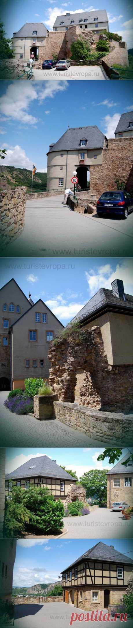Замок Эбернбург Ebernburg кабан легенда спектакль осада идея | Туры по Европе