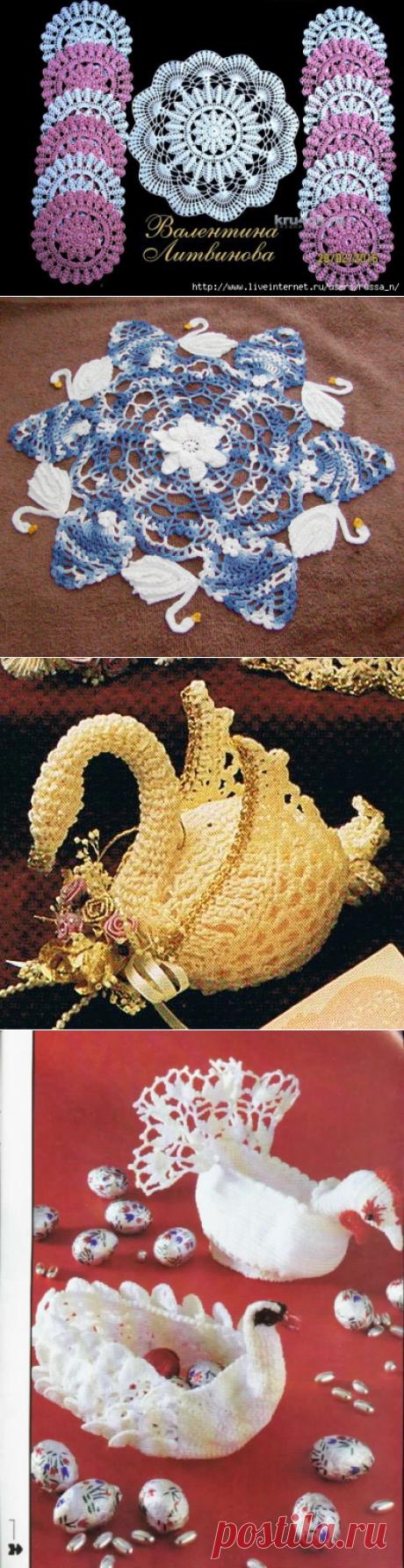 Las servilletas por el gancho | las Anotaciones en la rúbrica de la Servilleta por el gancho | el diario VitushkinaNA