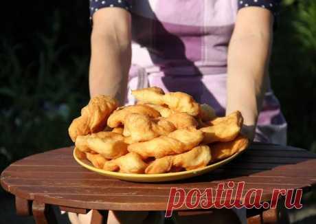 Настоящие немецкие Кребли - пошаговый рецепт с фото. Автор рецепта Андрей Скворцов . - Cookpad