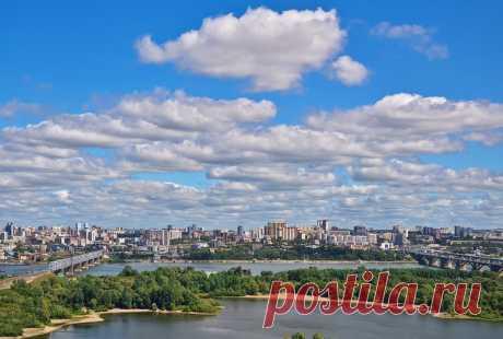 «Столица Сибири». Новосибирск.