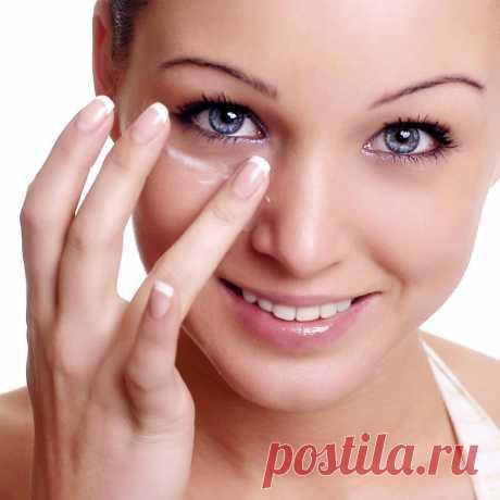 Маска-лифтинг для кожи вокруг глаз.