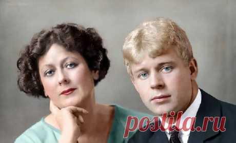 Известные лица в цвете. 30 ошеломляющих фотографий - U-M-Best