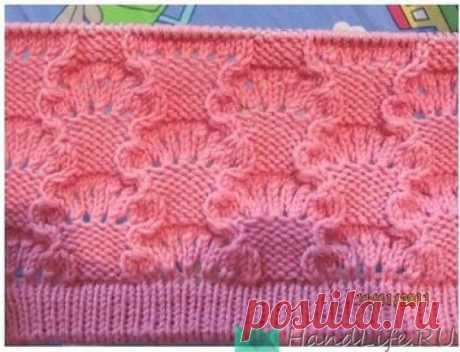 Схема красивого узора / Вязание