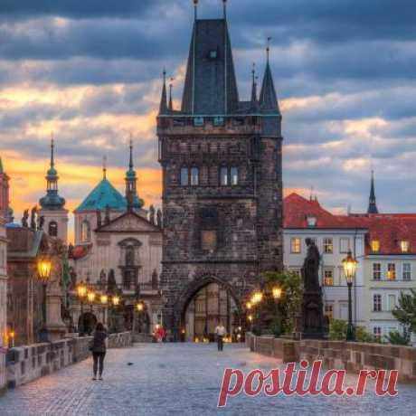 Тур Чехия, Прага из Москвы за 12280р, 14 ноября 2019