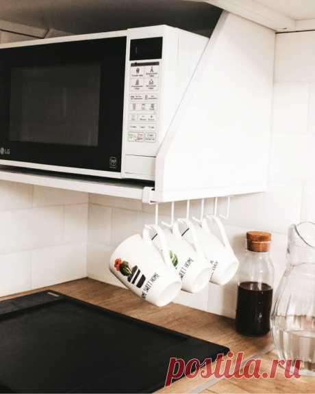 11 фишек для порядка на кухне и дома, подсмотренных в Инстаграм