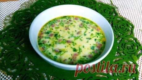 Суп польский – пошаговый рецепт с фотографиями