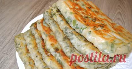"""Эти конвертики, всегда улетают еще горячими """"Катлама"""" блюдо Узбекской кухни (Как бюджетно накормить семью)   Кулинарная династия   Яндекс Дзен"""