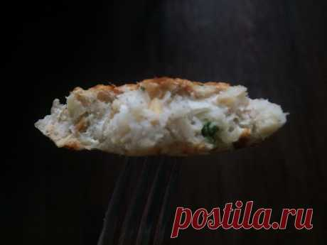 Рыбные котлеты «Геркулес» – не только вкусно, но и полезно - Кулинарный блог
