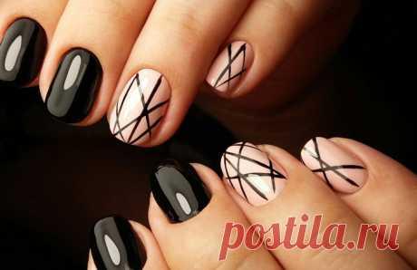Дизайн ногтей: красивые и стильные новинки (фото)