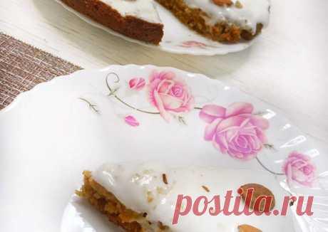 Морковный торт пп - пошаговый рецепт с фото. Автор рецепта Екатерина Салова🏃♂️ . - Cookpad