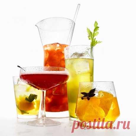 ТОП-20 лучших алкогольных коктейлей