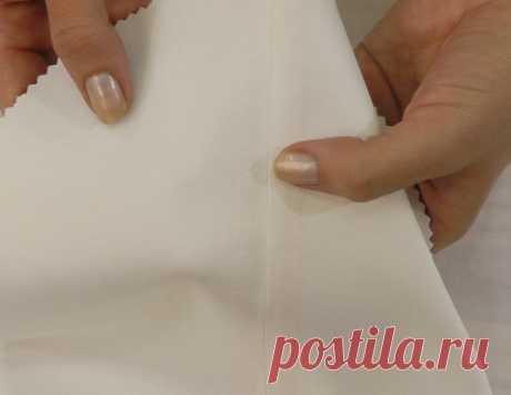 Как разутюжить швы без пролегания припусков | Школа шитья ARMALINI