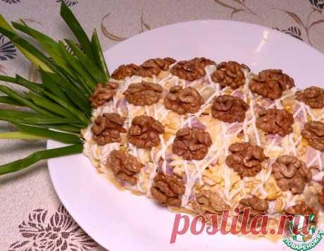 Салат Ананас – кулинарный рецепт