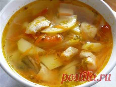 Суп рыбный. Рецепт приготовления легкого и вкусного «Средиземноморского» рыбного супа