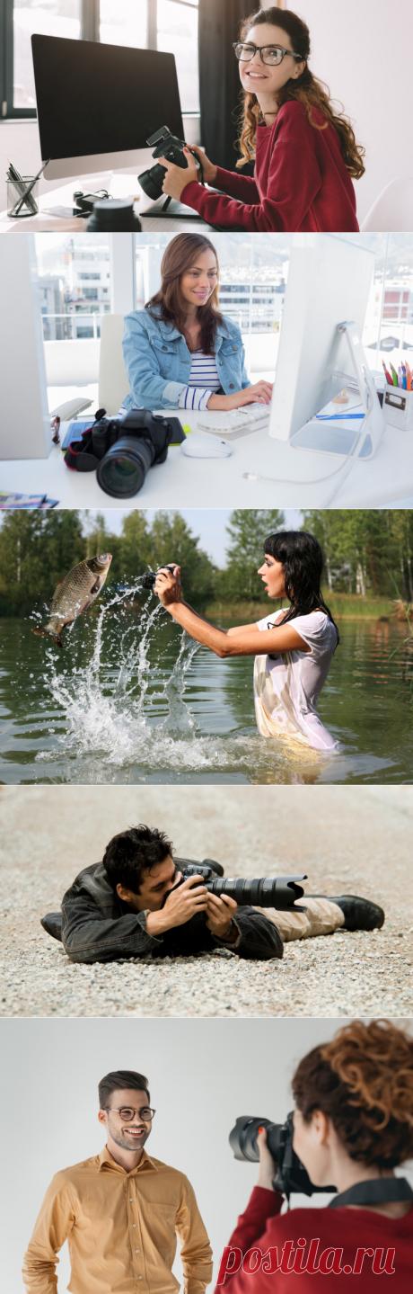 Как заработать на фотографиях? | Деньги