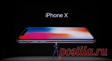 Apple запустила программу замены бракованных iPhone X и обновления MacBook Pro 13